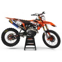 Kit déco KTM Race Orange